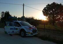 CIR 2018-5. Rally Adriatico. Meno due, per uno virgola 5