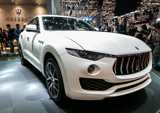Maserati Levante: i prezzi di listino
