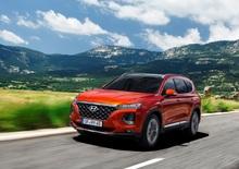 Hyundai Santa Fe 2018, si parte da 45.450 euro