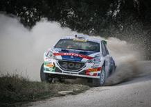 CIR 2018-5. Adriatico. Il Rally è apparecchiato. Antipasto Scandola