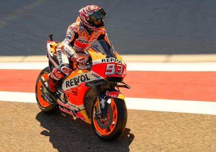 MotoGP 2018. Marquez vince il GP di Aragon