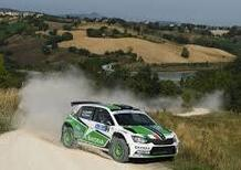 CIR 2018-5. Rally Adriatico. Scandola e Skoda: vittoria e leadership