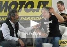 Marco Lucchinelli intervistato da Nico Cereghini
