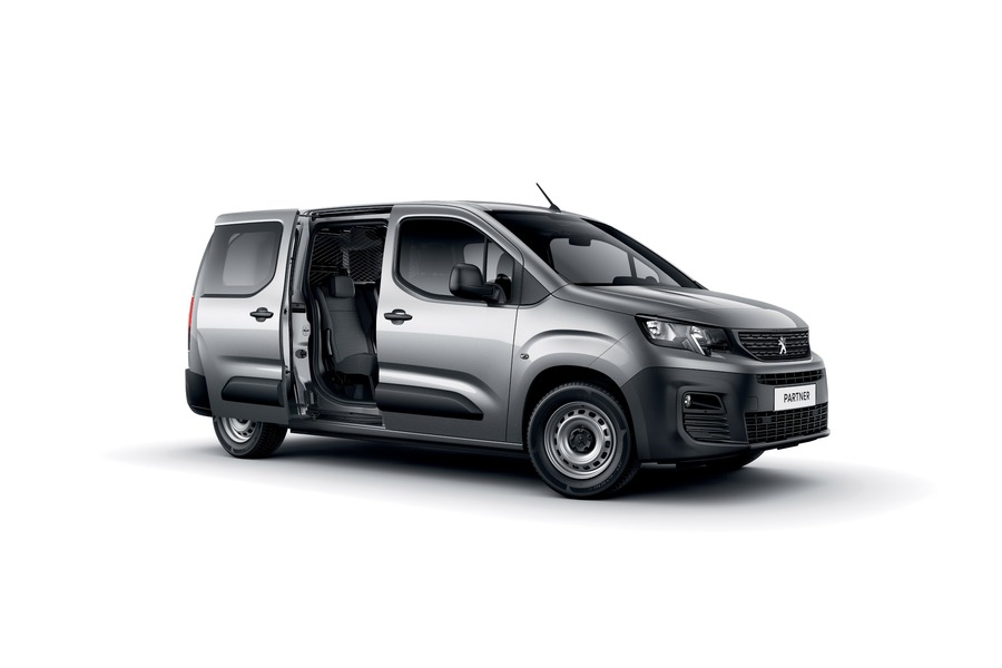 Peugeot Partner Furgone (2)