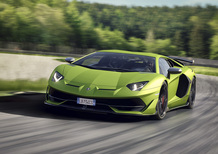 Lamborghini Aventador SVJ: che sound! [Video]