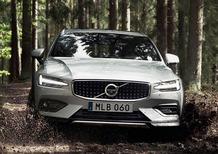 Volvo V60 Cross Country, la famigliare anche per il fuoristrada [Video]