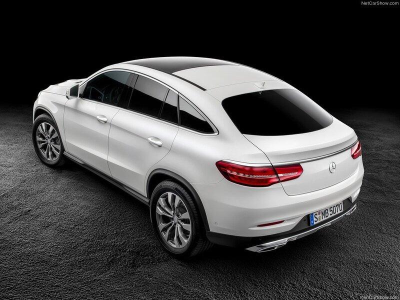 Mercedes-Benz GLE (3)