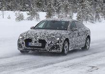 Audi A5 Sportback, work in progress