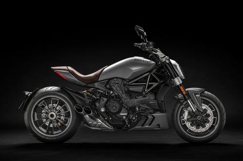 Intermot 2018: Ducati XDiavel, nuova colorazione