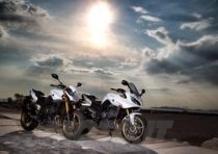 Yamaha FZ8 e Fazer 8: anticipo e tasso zero