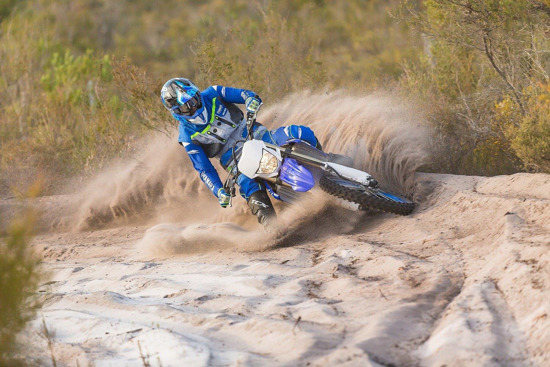 Yamaha WR450F 2019: tutte le novità