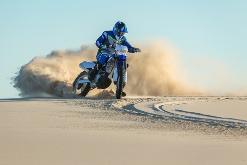 Yamaha WR450F 2019: tutte le novità (2)