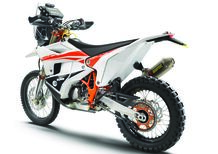 KTM 450 Rally Replica 2019: autentica Ready to Race