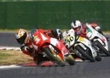 Il Trofeo Moriwaki 250 4T a Vallelunga
