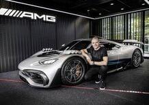 Mercedes-AMG One: si chiama così l'hypercar di Stoccarda