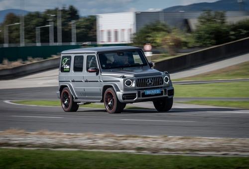 Nuova Mercedes-Benz Classe G 2018: icona pura ma anche versatile  (5)