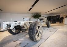 Magna Steyr: la produzione della Mercedes Classe G 2018