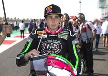 Ana Carrasco, la prima campionessa del motociclismo