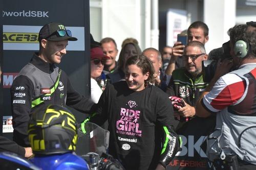 Ana Carrasco, la prima campionessa del motociclismo (3)