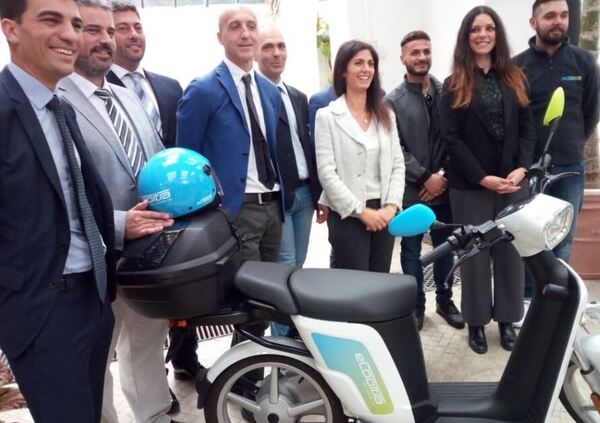 Roma: bene lo scooter sharing elettrico