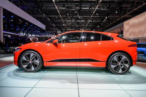 Jaguar al Salone di Parigi 2018 (3)