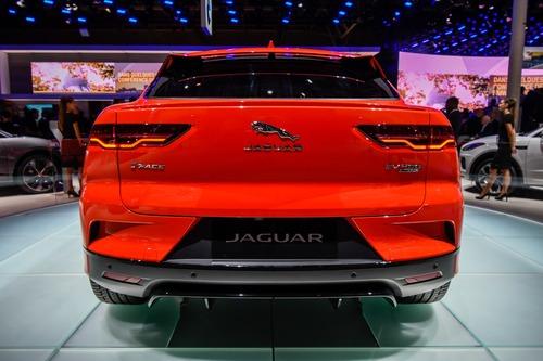Jaguar al Salone di Parigi 2018 (5)