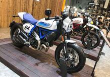 Ducati Scrambler a Intermot 2018: foto e dati (VIDEO)