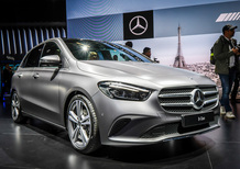 Mercedes Classe B al Salone di Parigi 2018 [Video]