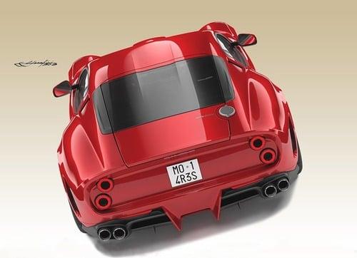 Ares Design fa rivivere la Ferrari 250 GTO (4)