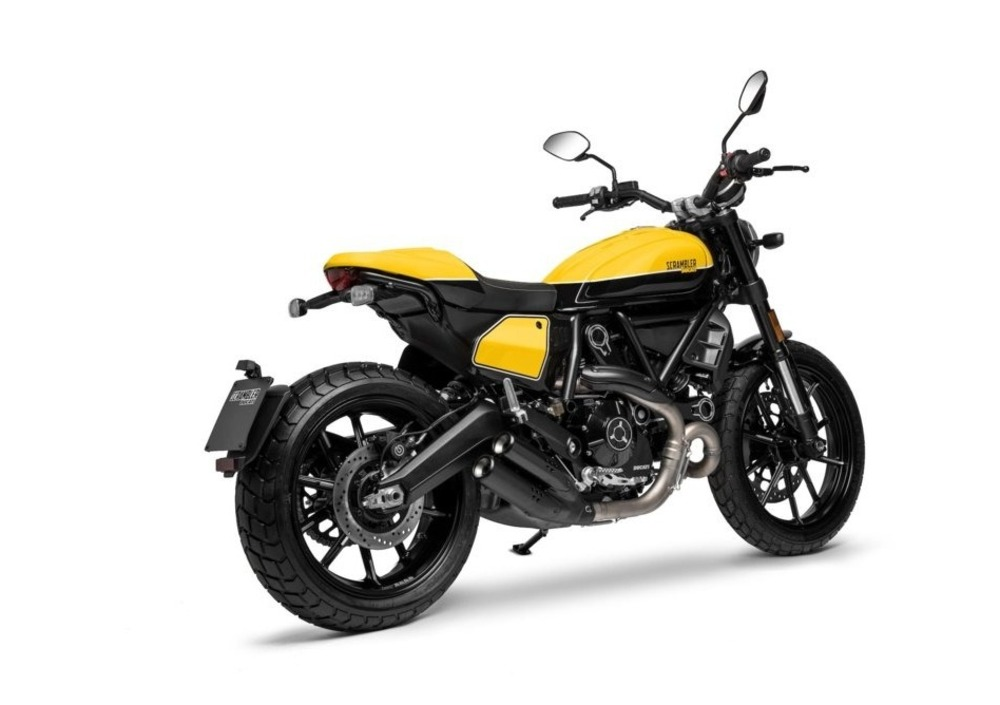 Ducati Scrambler Full Throttle (2017 - 19) (5)