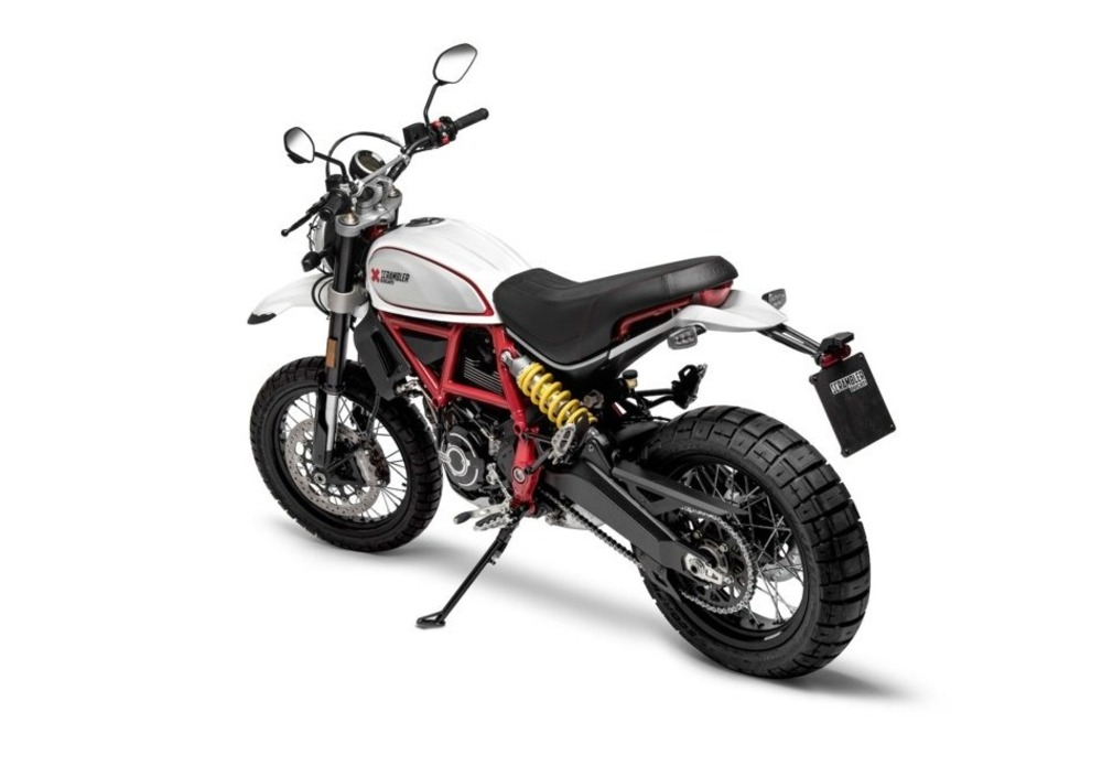 Ducati Scrambler Desert Sled (2017 - 19) (2)