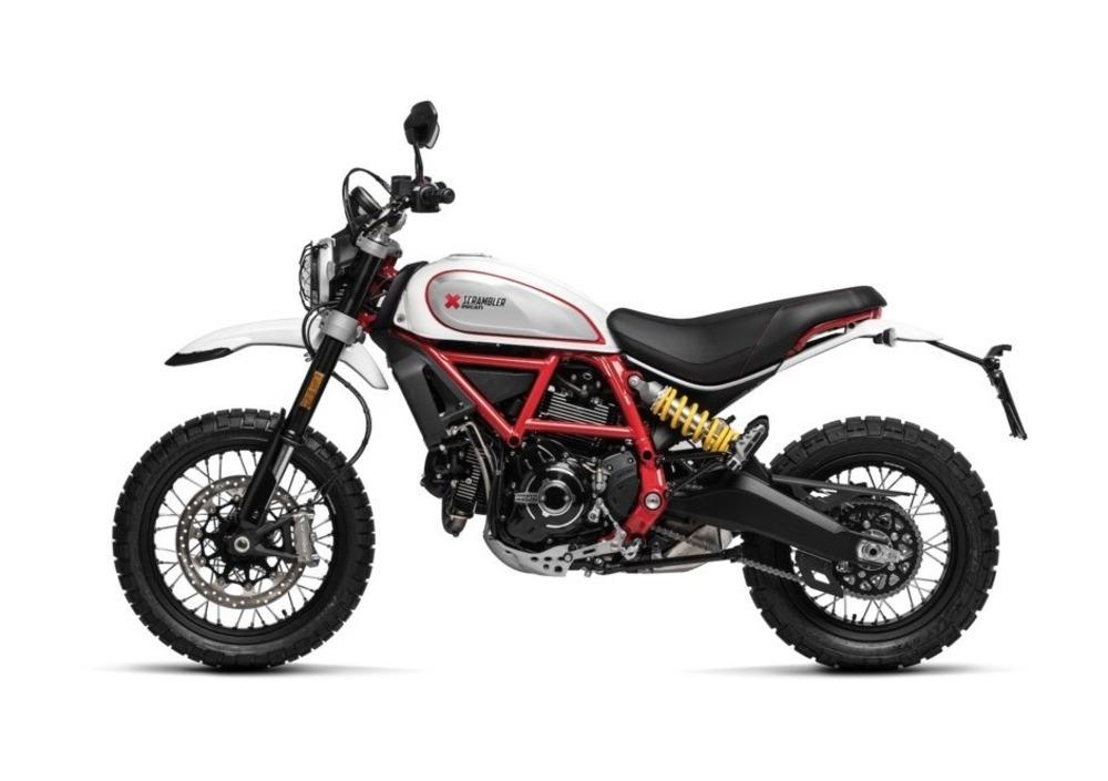 Ducati Scrambler Desert Sled (2017 - 19) (4)