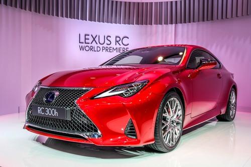 Lexus al Salone di Parigi 2018 (4)