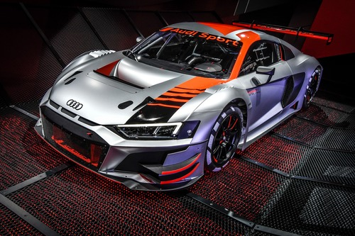Nuova Audi R8 LMS GT3 al Salone di Parigi 2018 [Video] (7)