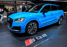 Audi SQ2, il baby SUV al Salone di Parigi 2018 [Video]