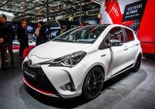 Toyota Yaris GR Sport al Salone di Parigi 2018 [Video]