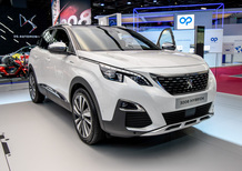 Peugeot 3008 ibrida al Salone di Parigi 2018 [Video]