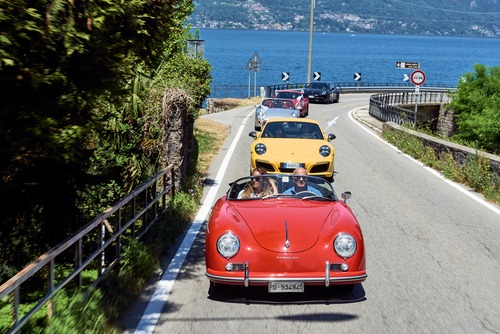 Porsche 356 Speedster, Piccola regina over60 (6)