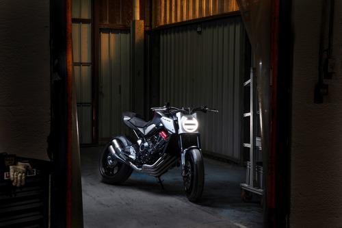 Honda Neo Sport Café 650 Concept. CB650R in arrivo. Nuovi colori per l'Africa Twin (5)