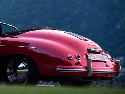 Porsche 356 Speedster, Piccola regina over60 (2)
