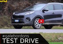Kia Sportage | test drive #AMboxing