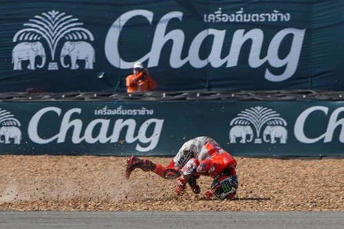 MotoGp Thailandia, Dovizioso: