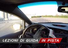Corso di guida in pista per le GT, le piccole sportive. 5 - I sistemi di sicurezza