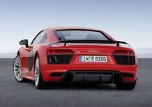 Audi R8, sarà anche V6 turbo