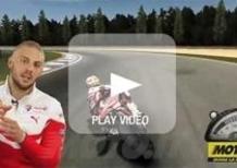 Michel Fabrizio vi porta in pista a Brno
