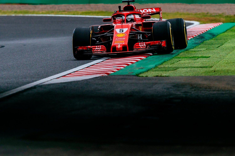 F1, GP Giappone 2018, Vettel: «Decisione sbagliata ma condivisa»