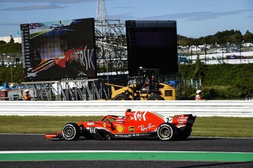 F1, GP Giappone 2018: Ferrari, i sogni svaniscono all'alba (9)