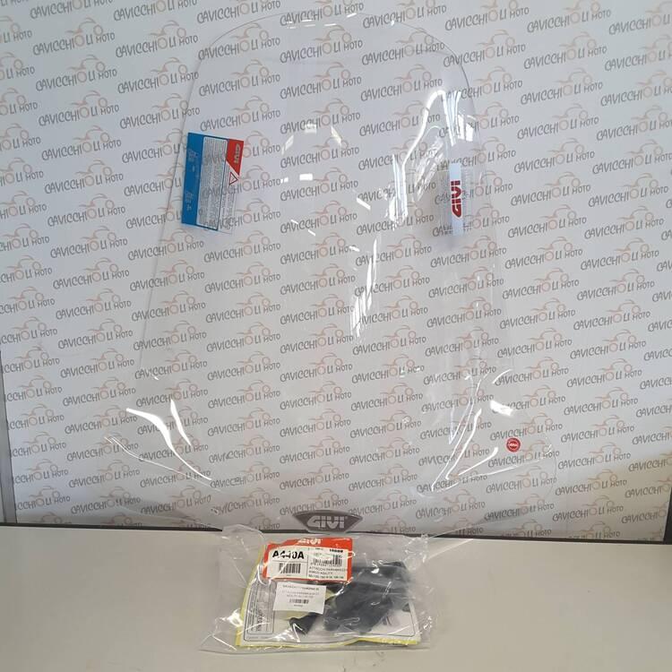Parabrezza trasp. KYMCO AGILITY 50/125/150 R16 Givi