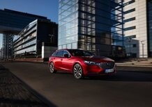 Mazda6 station wagon | Design ed eleganza a un prezzo abbordabile [Video]