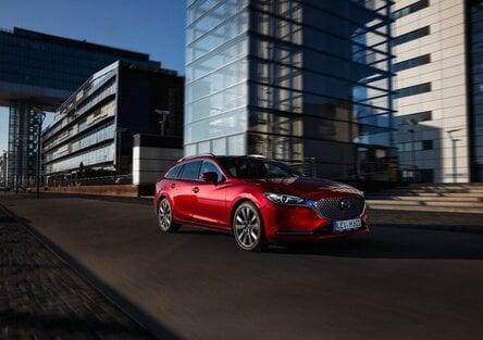 Mazda6 station wagon | Design ed eleganza a un prezzo abbordabile [Video]